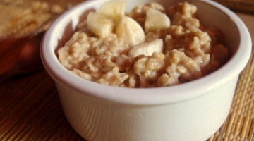 Peanut Butter Porridge