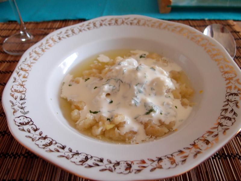 Bryndzove Halusky: the National dish of Slovakia