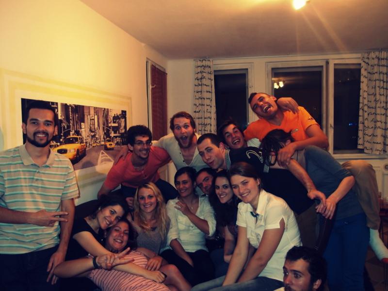 New Friends in Romania