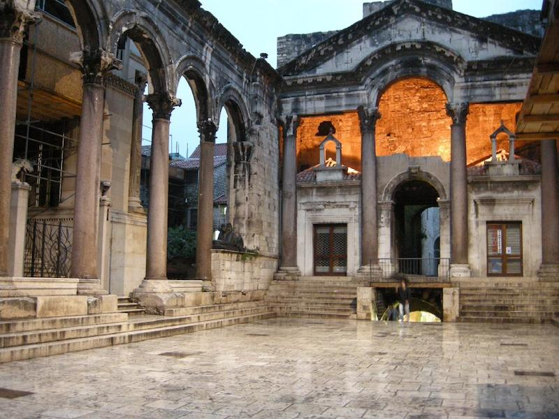 Palace of Diocletian-Jupiter Temple