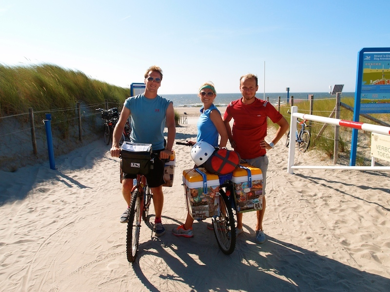 Day 4: Fresh off the ferry from England to The Netherlands, country #2