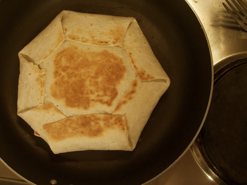 crunchwrap pan